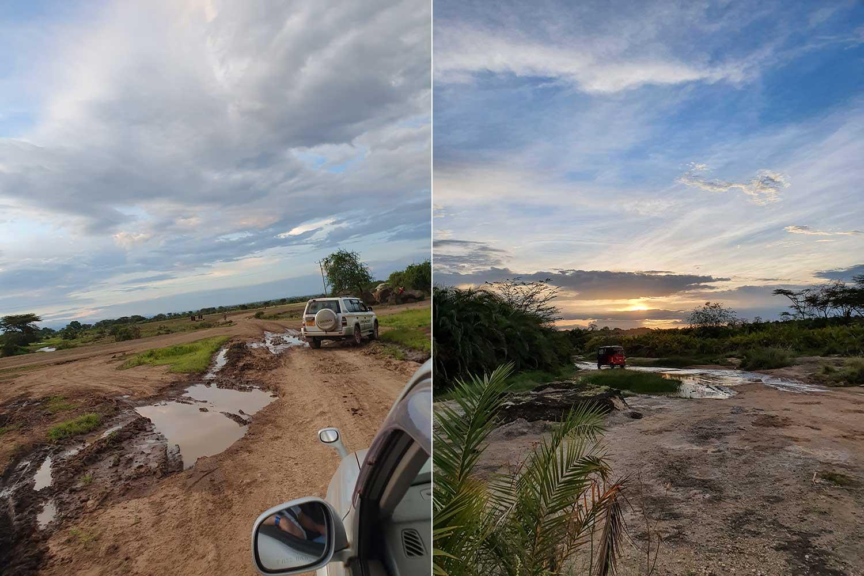 Jeep mit Allrad oder TukTuk?