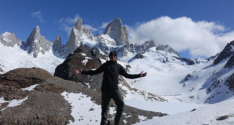 Fitz Roy in Argentinien