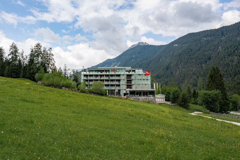 Hotel MyTirol direkt am Berg
