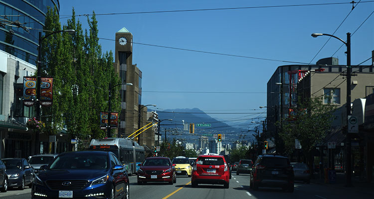 Roadtrip durch Kanada