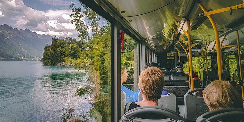 Reisetipps Iseltwald Postbus