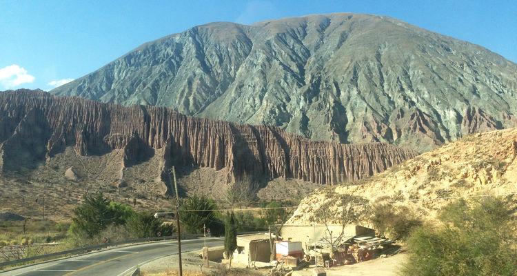 チリアルゼンチン国境