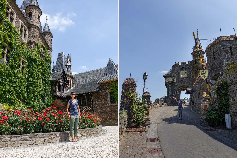 Burgführung in Cochem