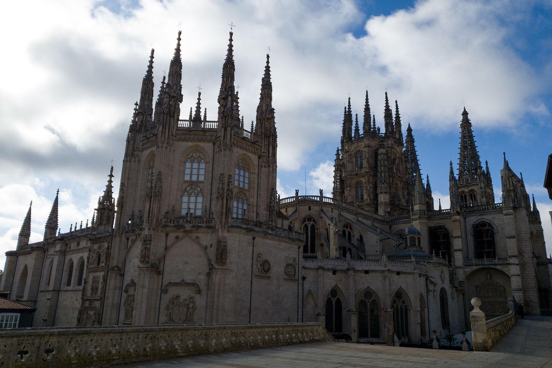 Jakobsweg Kathedrale von Burgos