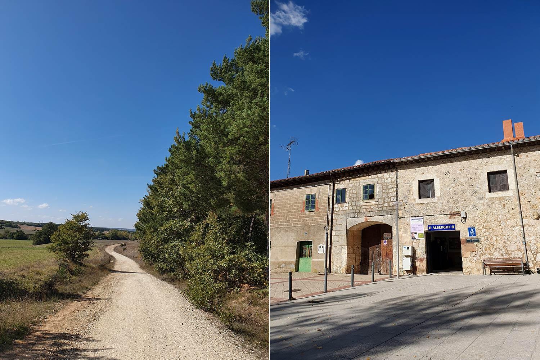 Jakobsweg San Juan de Ortega