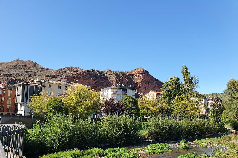 Altstadt von Najera