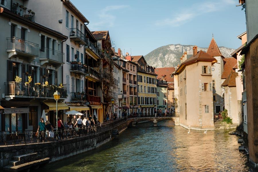 Sehenswürdigkeiten in Annecy
