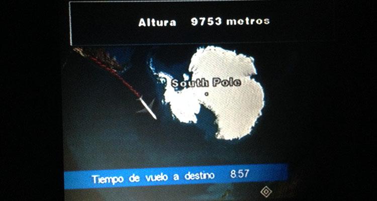 チリから日本へ