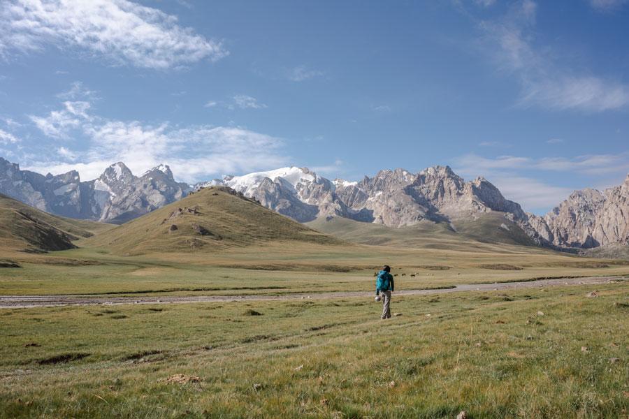 Reisetipps Kirgisistan - Kölsuu See