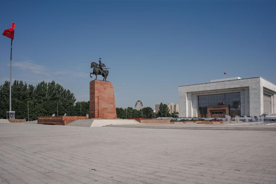 Reisetipps Kirgisistan - Bishkek