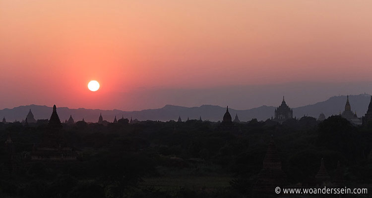 Reisetipps Visum Myanmar in Bangkok