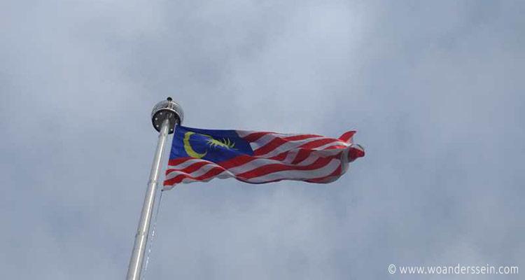 kuala-lumpur-malaysia-flagge