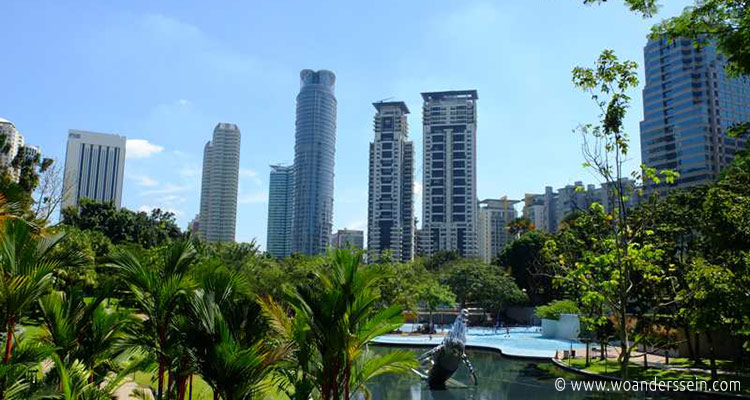 kuala-lumpur-petronas-twin-tower-park
