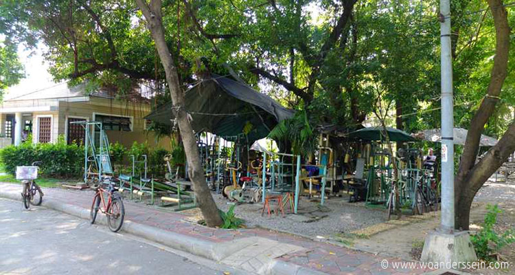 bangkok-lumphini-park-sport