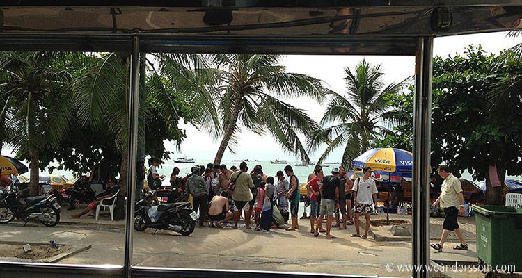 pattaya-beach-sammeltaxi