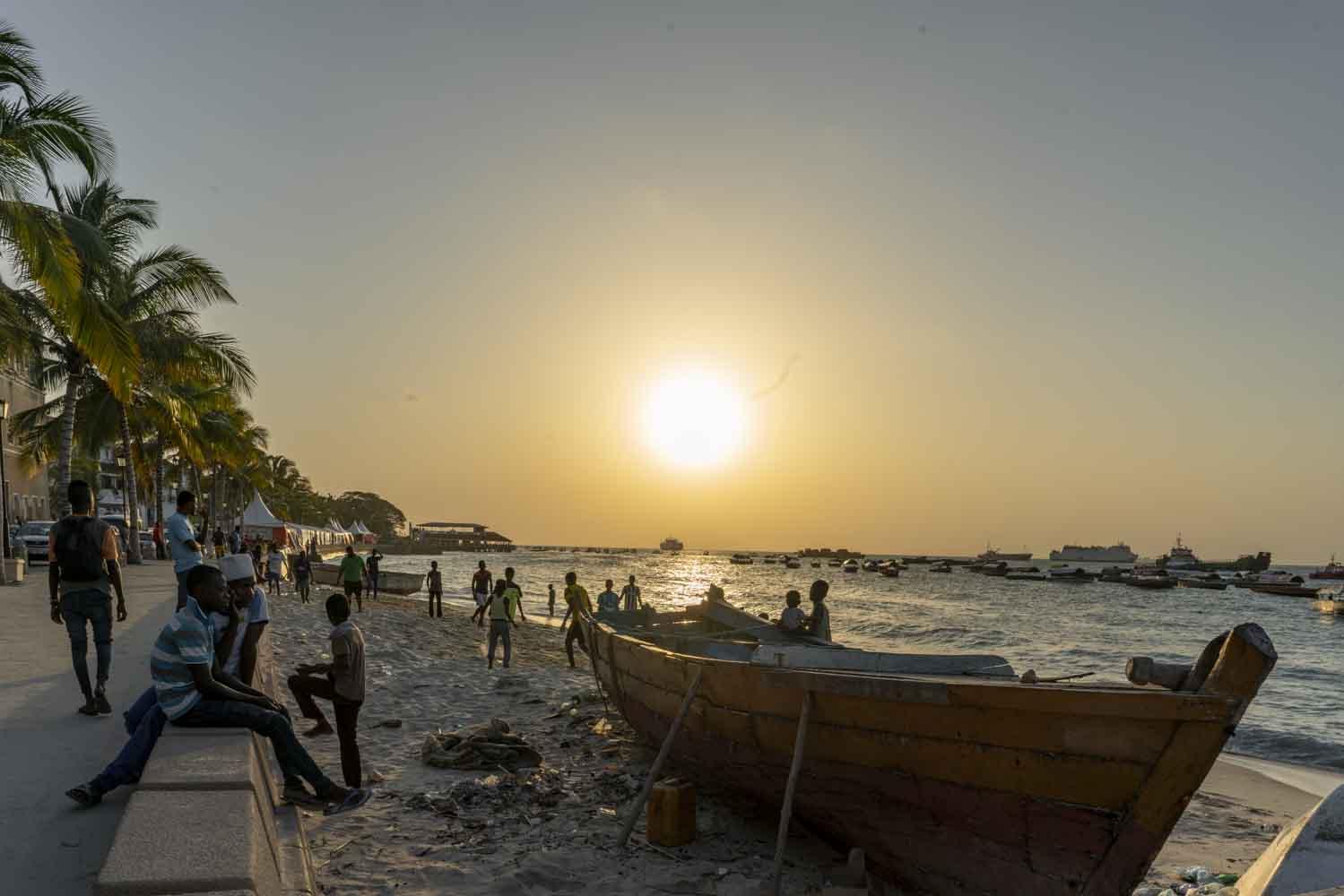 Tagesausflüge Sansibar