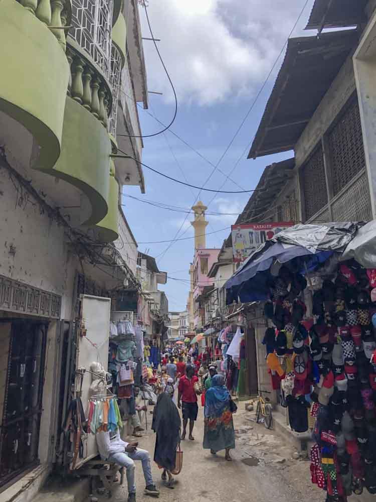 Stonetown Highlights auf Sansibar