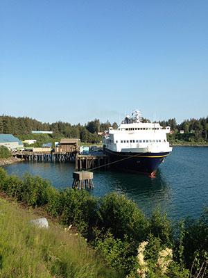 Alaska Marine Highway - Alaska