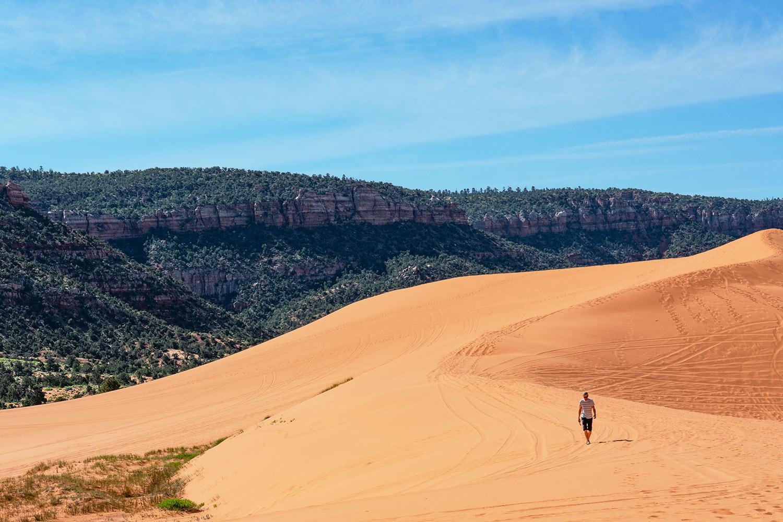 Roadtrip USA - Coral Pink Sand Dunes