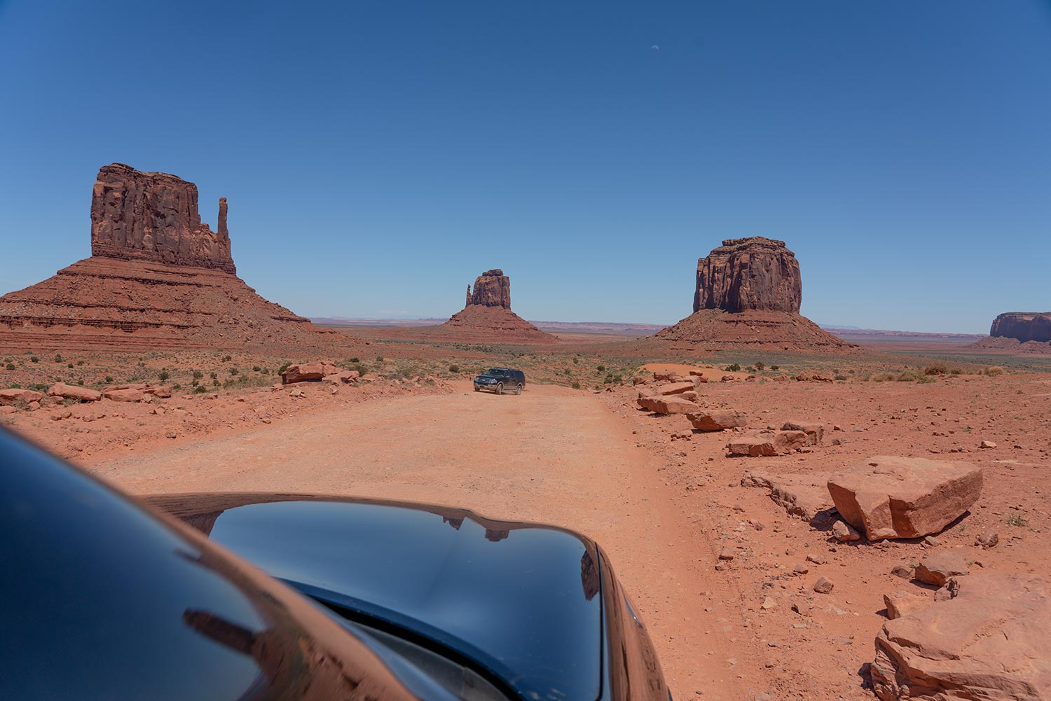 Roadtrip USA - MonumentValley