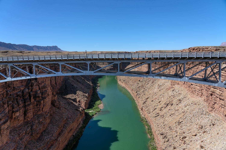 Roadtrip USA - Navajo Bridge