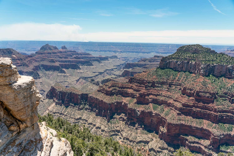 Roadtrip USA - North Rim Grand Canyon