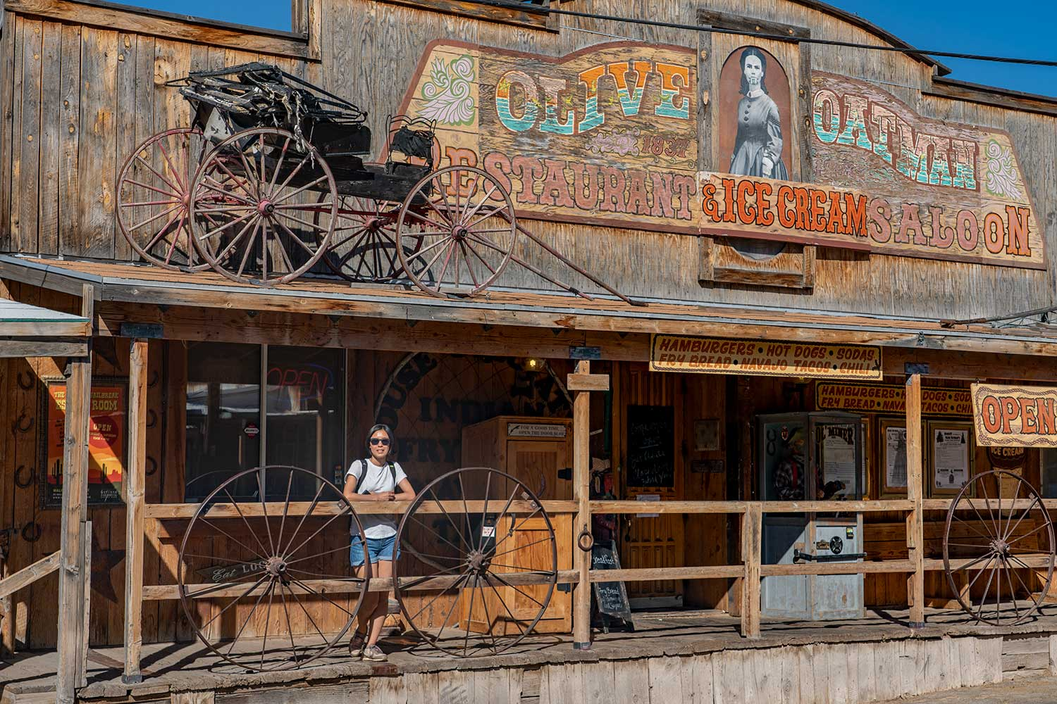 Roadtrip USA - Oatman
