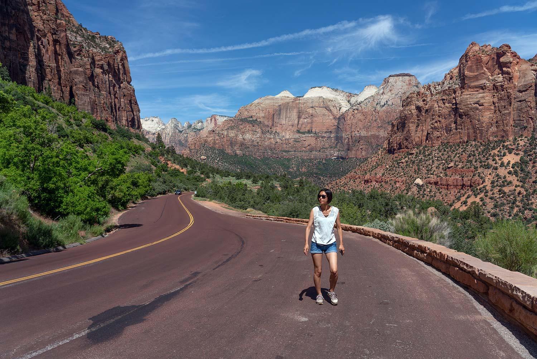 Roadtrip USA - Zion Nationalpark