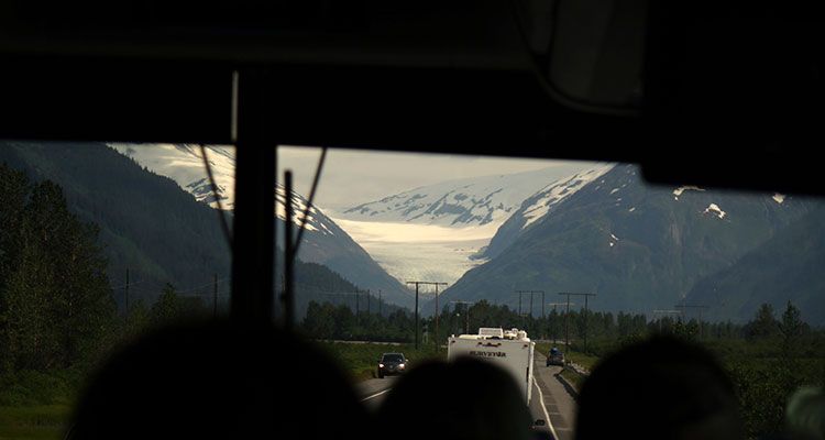 Anchorage nach Seward - Alaska