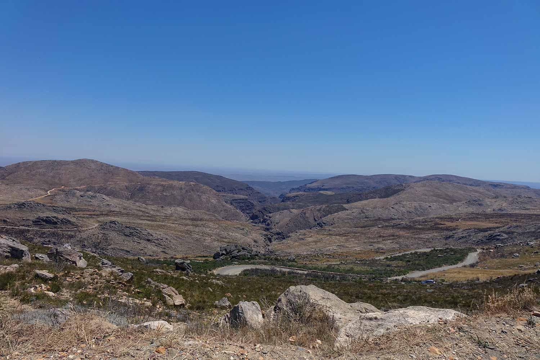 Swartberg Pass bei Oudtshoorn